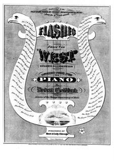 Flashes from the West: Flashes from the West by Robert Goldbeck