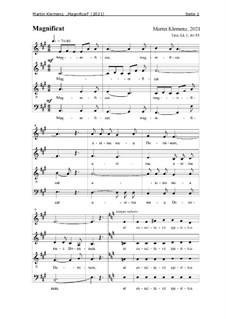 Magnificat (2021): Magnificat (2021) by Martin Klemenz