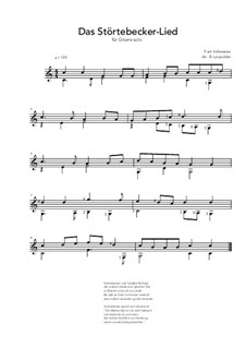 Das Störtebecker-Lied: Das Störtebecker-Lied by folklore