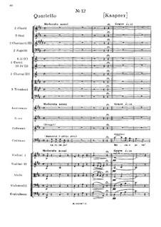 Fragmente (Alternative Versionen): Akt III, Nr.12 by Michail Glinka