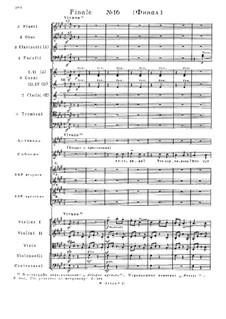 Fragmente (Alternative Versionen): Akt III, Nr.16 by Michail Glinka