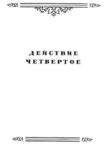 Fragmente (Alternative Versionen): Akt IV, Nr.17 by Michail Glinka