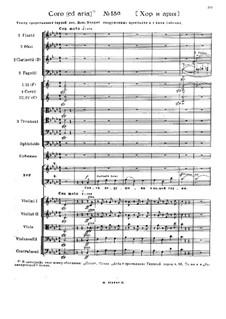 Fragmente (Alternative Versionen): Akt IV, Nr.18a, 18b by Michail Glinka