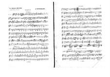 La belle Hélène (Die schöne Helena): Violinstimme II by Jacques Offenbach