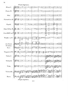 Sinfonie Nr.1 in f-Moll: Teil III by Georg Wilhelm Rauchenecker