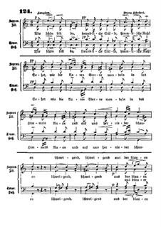 Wie schön bist du: Wie schön bist du by Franz Schubert