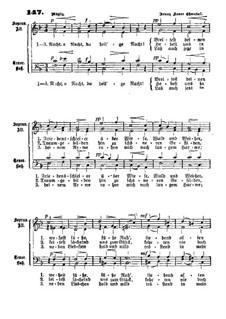Du heilige Nacht: In F-Dur by Franz Xaver Chwatal
