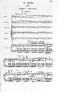 José-Maria: Akt III by Jules Cohen