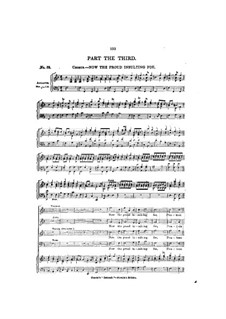Debora, HWV 51: Akt III by Georg Friedrich Händel