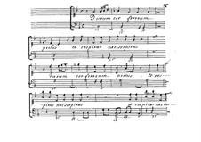 Acclamationi Divote a voce sola, Op.10: Durum cor ferreum by Giovanni Legrenzi