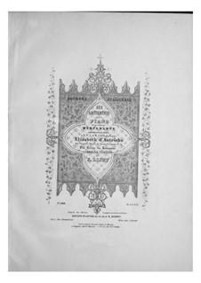 Soirées italiennes. Sechs Stücke über Themen von Mercadante, S.411: Vollsammlung by Franz Liszt