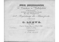 Der Bergmann, Op.39: Der Bergmann by Carl Loewe