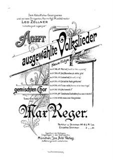 Swäbisches Tanzliedchen: Für Chor by folklore