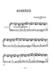 Scherzo, Op.23: Scherzo by Giuseppe Martucci