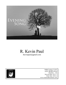 Evening Song: Evening Song by R. Kevin Paul