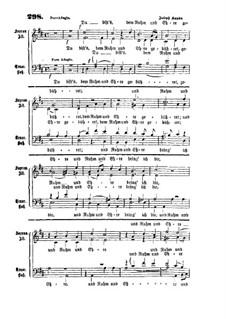 Du bists dem Ruhm: Du bists dem Ruhm by Joseph Haydn