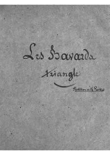 Les bavards (Die Schwätzer): Triangelstimme by Jacques Offenbach