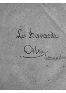 Les bavards (Die Schwätzer): Violastimme by Jacques Offenbach