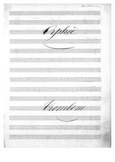 Vollständiger Oper: Posaunestimme by Jacques Offenbach