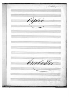 Vollständiger Oper: Paukenstimme by Jacques Offenbach