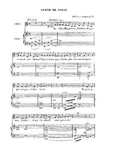 Szene aus 'Faust', D.126: Zweite Fassung by Franz Schubert
