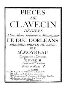 Stücke für Cembalo IV: Stücke für Cembalo IV by Christophe Moyreau