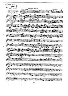 Ouvertüre zu 'Le jeune Henri': Violinstimme I by Étienne Méhul