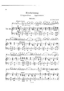Erscheinung: Für Cello und Klavier by Alexander Warlamow