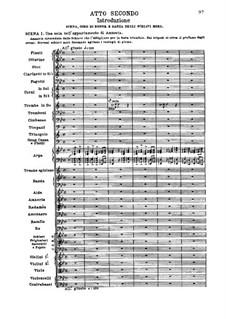 Fragmente: Akt II by Giuseppe Verdi