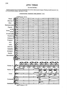 Fragmente: Akt III by Giuseppe Verdi