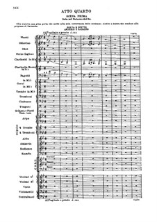 Fragmente: Akt IV by Giuseppe Verdi
