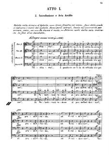 Aroldo: Akt I by Giuseppe Verdi