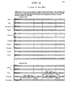 Aroldo: Akt II by Giuseppe Verdi