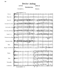 Fragmente: Akt II by Richard Wagner