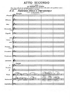 Die beiden Foscari: Akt II by Giuseppe Verdi