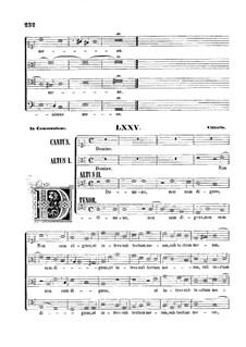 Zwei Motetten 'Domine, non sum dignus' und 'Miserere mei': Zwei Motetten 'Domine, non sum dignus' und 'Miserere mei' by Tomás Luis de Victoria
