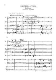 Fragmente: Akt III by Richard Wagner