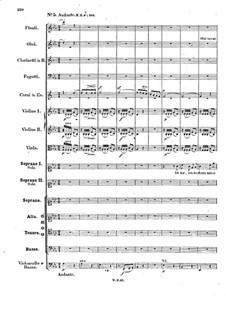 Sinfonie Nr.2 in B-Dur 'Lobgesang', Op.52: Nr.5-7 by Felix Mendelssohn-Bartholdy