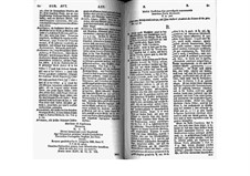 Musicalisches Lexicon oder Musicalische Bibliothec: Teil II (von B bis C) by Johann Gottfried Walther