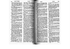 Musicalisches Lexicon oder Musicalische Bibliothec: Teil III (von C bis D) by Johann Gottfried Walther