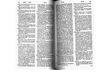 Musicalisches Lexicon oder Musicalische Bibliothec: Teil IV (von D bis G) by Johann Gottfried Walther