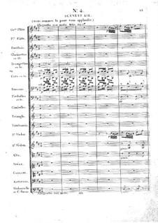 Le concert à la cour: Nr.4-6 by Daniel Auber