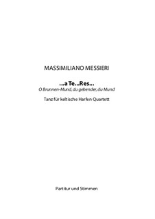 ...a Te...Res...: ...a Te...Res... by Massimiliano Messieri