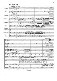Die Heimkehr aus der Fremde, Op.89: Nr.1-4 by Felix Mendelssohn-Bartholdy