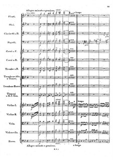 Sinfonie Nr.1 in B-Dur 'Frühling', Op.38: Teil IV by Robert Schumann