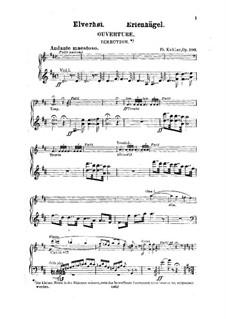 Elverhøj (Der Elfenhügel). Ouvertüre, Op.100: Direktion by Friedrich Kuhlau