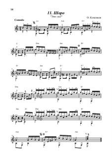 Shoro, Op.10: Shoro by Oleg Kopenkov