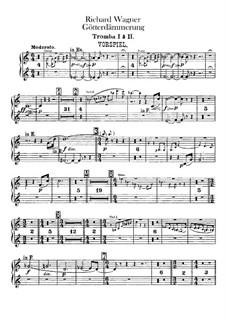 Götterdämmerung, WWV 86d: Trompetenstimmen by Richard Wagner