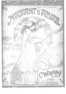 Mourant d'amour: Mourant d'amour by Clifton Worsley