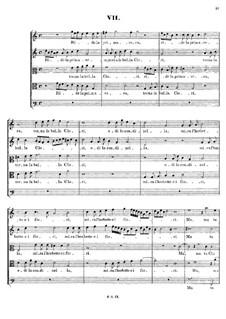 Italian Madrigals, Op.1: No.7 Ride la primavera, SWV 007 by Heinrich Schütz